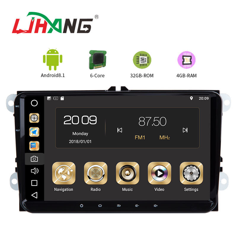 Android 8 1 Car Dvd Player For Volkswagen Canbus Radio GPS