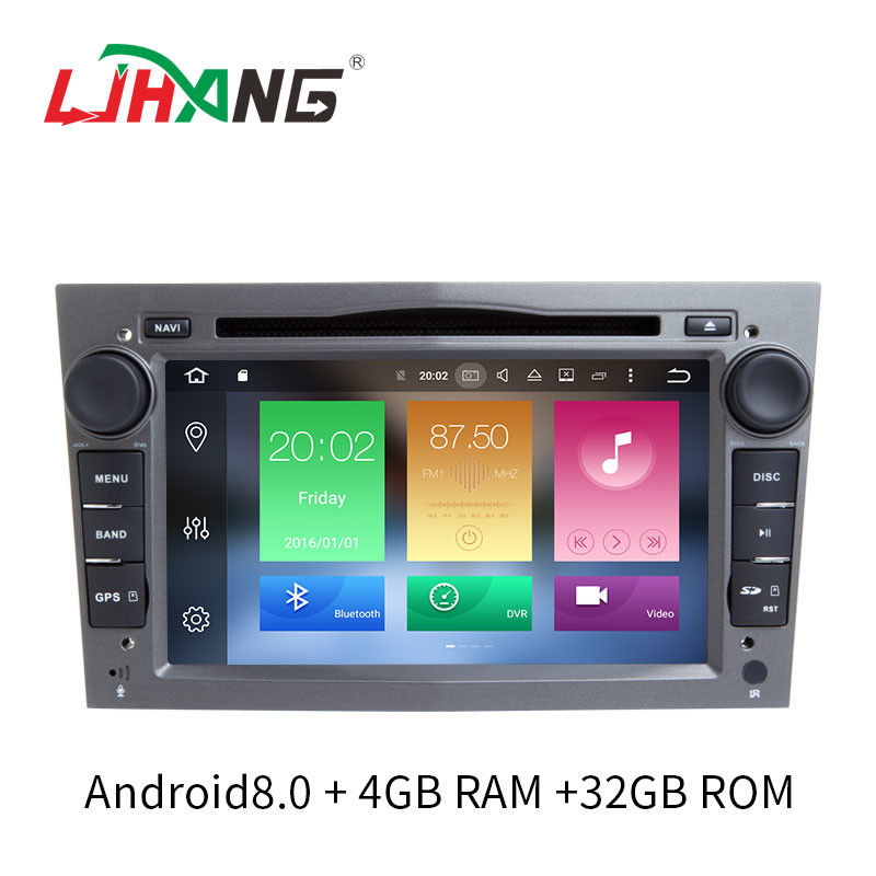 Android 8.0 Vectra Opel Car Radio DVD Player With OBD BT Radio Free Map