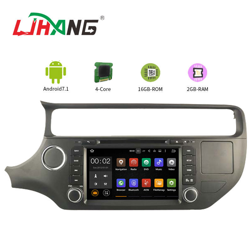 PX3 4core Android Car DVD Player Navigation DVD Player For