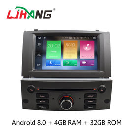 China Bluetooth 3G USB Peugeot 5008 Dvd Player , LD8.0-5588 Dvd Player For Android factory