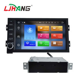 China Mirrorlink Android 308S Peugeot DVD Player With Steering Wheel Control factory