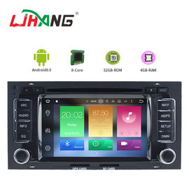 China Multi - Language Vw Touareg Dvd Player , 32 GB Flash Vw Touran Dvd Player factory