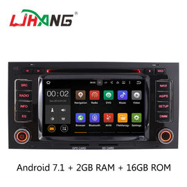 Android 7.1 Car Volkswagen DVD Player Touareg With Camera BT WIFI AM FM