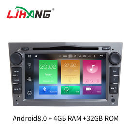 China Android 8.0 Vectra Opel Car Radio DVD Player With OBD BT Radio Free Map factory