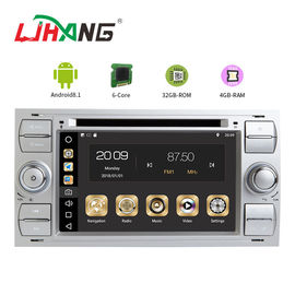 China 3G WIFI Ford Mondeo Dvd Player , Easy Operation Car Multimedia Player factory
