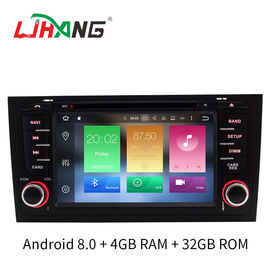 China Android 8.0 Car Audi Car DVD Player Canbus Gps Rear Camera Stereo For A6 factory