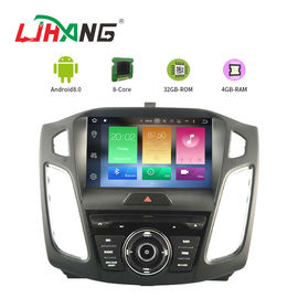 China BT Radio 3G Wifi Ford Car DVD Player Built - In GPS Navigation System factory