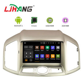 China 3G WIFI Dvd Player For Chevy Silverado , Radio Tuner Car Stereo And Dvd Player factory