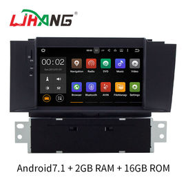 Android 7.1 Citroen Car Stereo DVD Player With FM AM RDS DAB MP3 MP5
