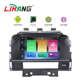 China Original Front Panel Opel Astra Multimedia System With 3g Wifi BT AM FM factory