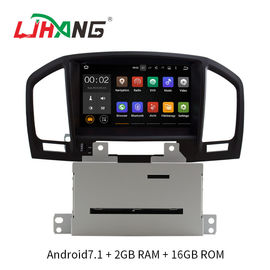 China Android 7.1 Opel Car Radio DVD Player Insignia With Multimedia Radio factory