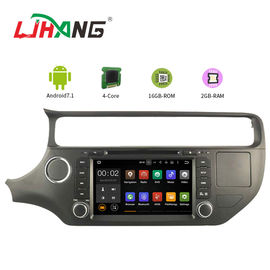 China PX3 4core Android Car DVD Player Navigation DVD Player For KIA RIO With Mirror Link factory