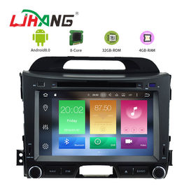 KIA Sportage 8.0 Android Car DVD Player With GPS Stereo Radios Maps