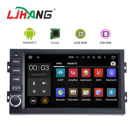 Android 7.1 Peugeot DVD Player 16GB ROM With Free Map Sd Card 3G WIFI